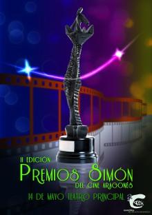 Cartel 2ª Edición Premios Simon