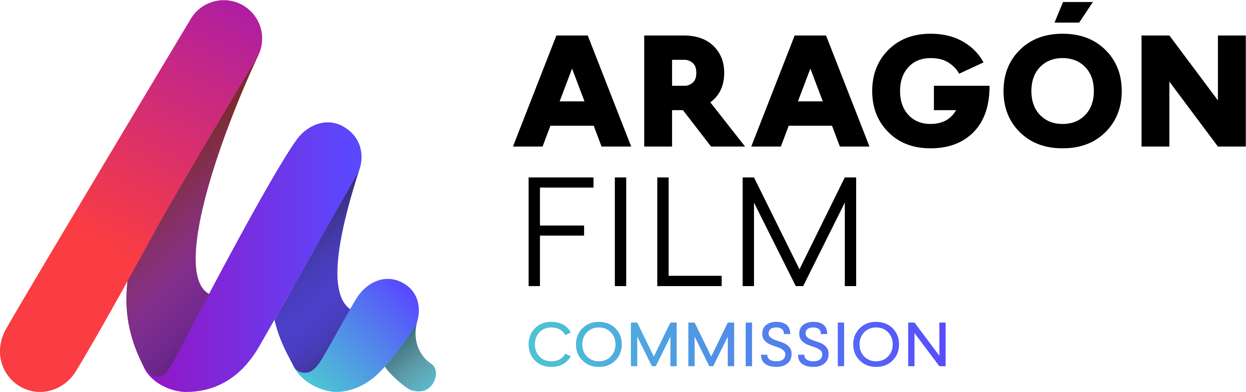 Logo Aragón Film Commission