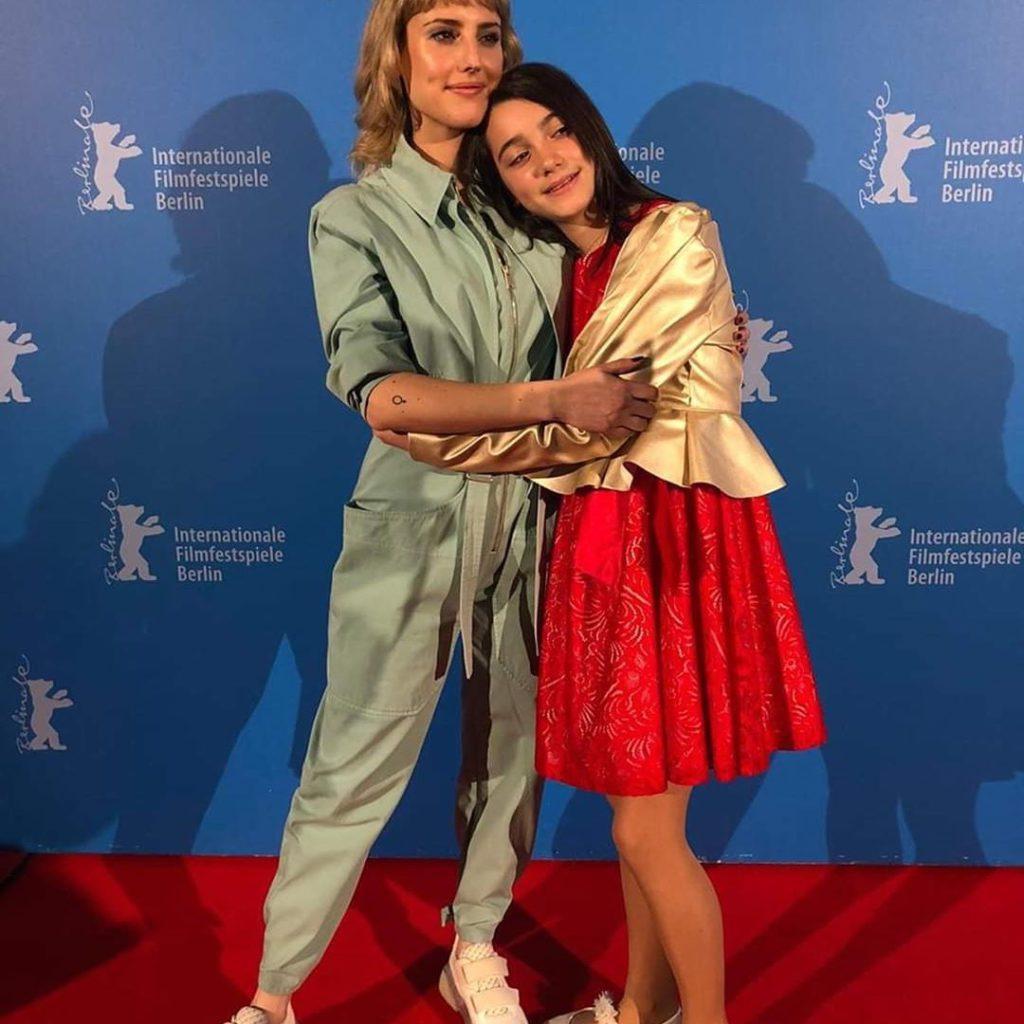 Natalia De Molina y Andrea Fandos