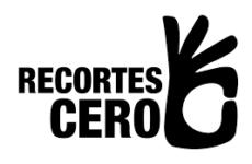 Recortes cero