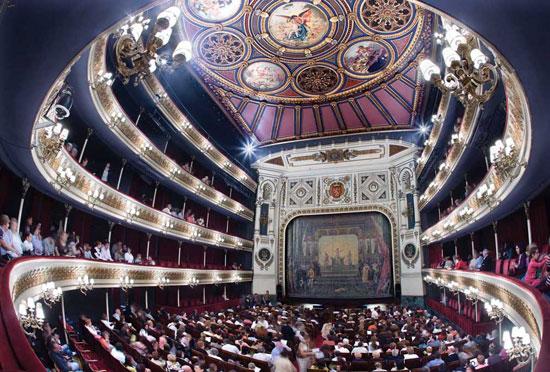 Teatro Principal Ojo Pez