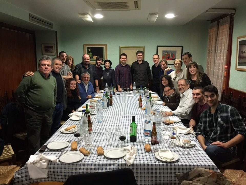 Cena Navidad 2015
