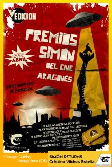 Cartel 5ª Edición Premios Simón – Simón Returns!