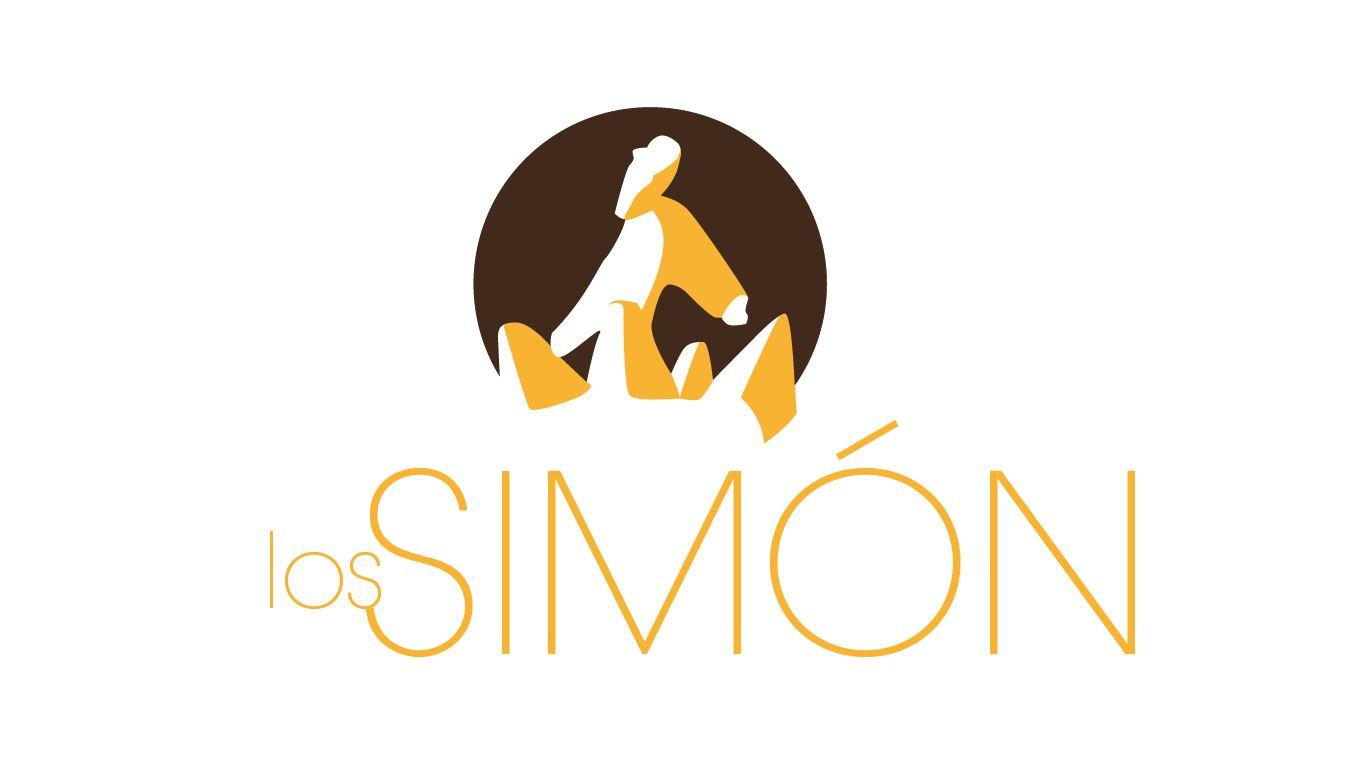 Simón estatuilla logo