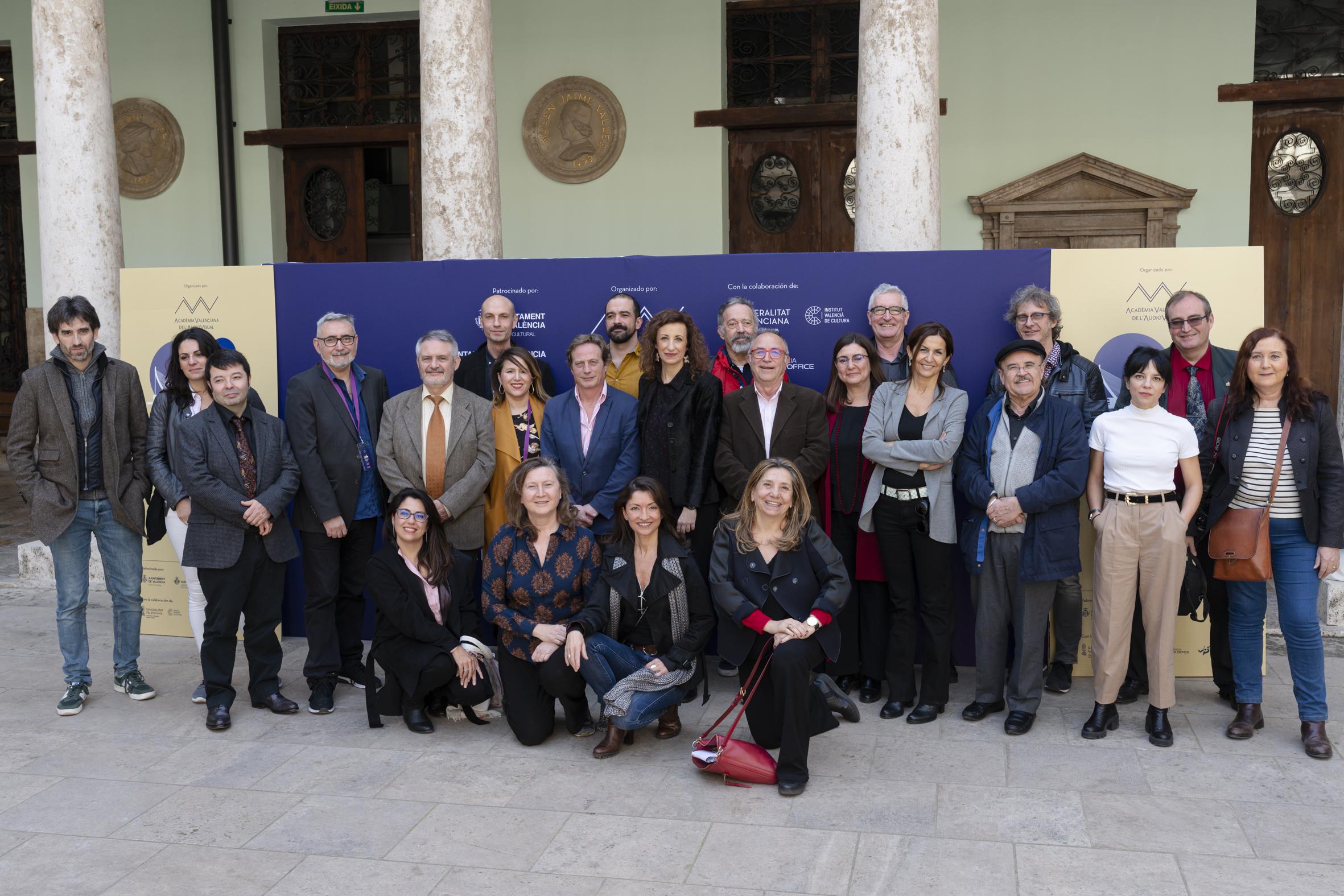 Foto III Encuentro Academias de cine Valencia 2020_Foto Tato Baeza