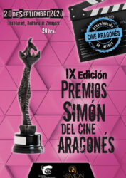 Cartel Premios Simon 2020