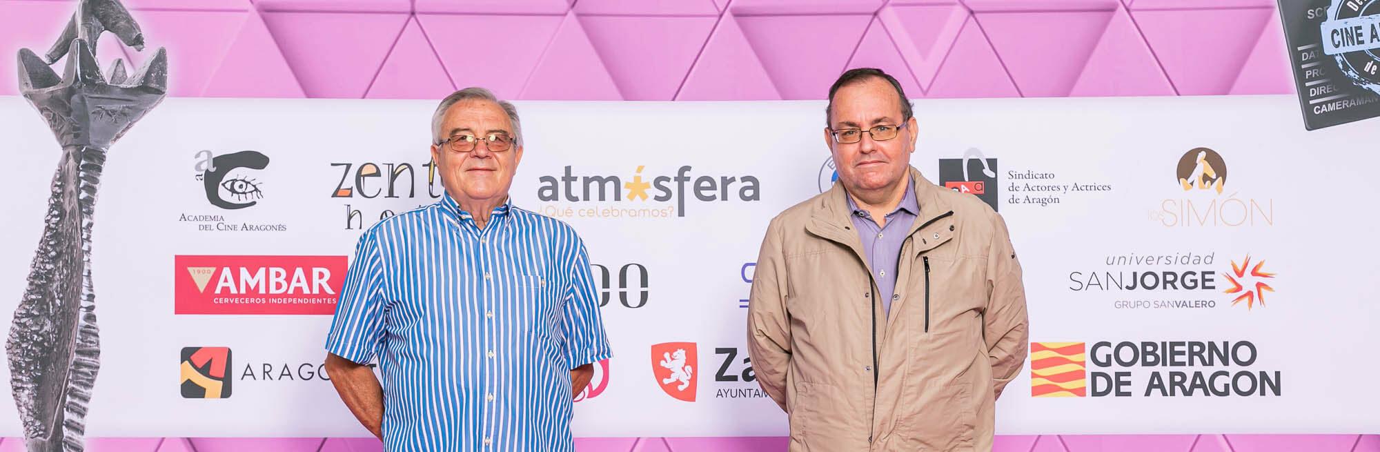 """Jose Manuel Bruna y José Luis Anchelergues """"Archy"""""""