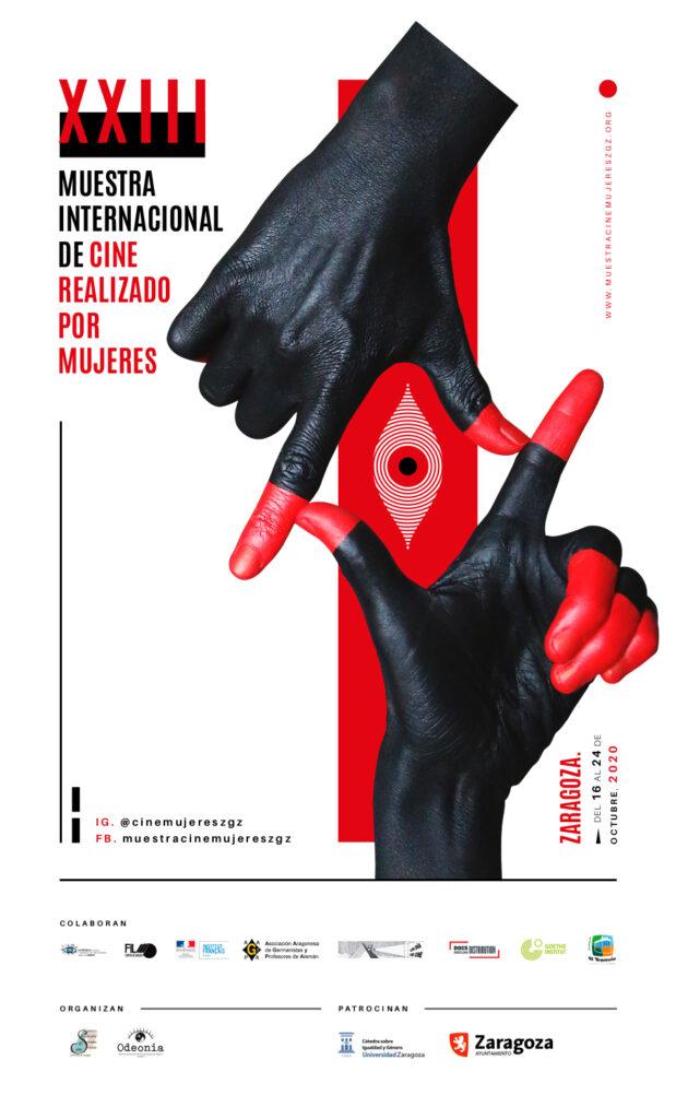 Cartel cine mujeres Zaragoza 2020