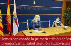 I edición Premios Santa Isabel de guión audiovisual