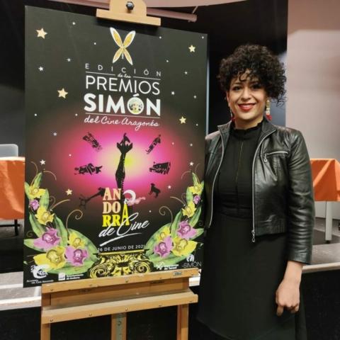 Ximena Caicedo, diseñadora gráfica
