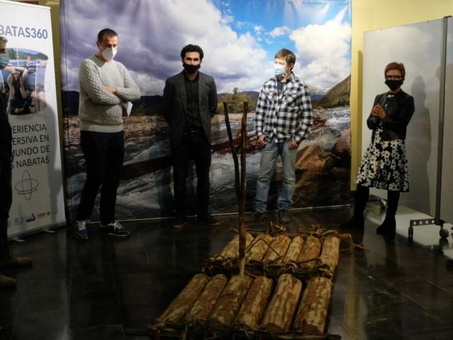Inauguración de la exposición Nabatas360