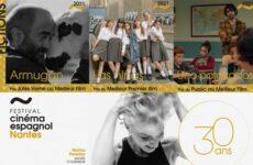 30ª edición Festival de cine español de Nantes