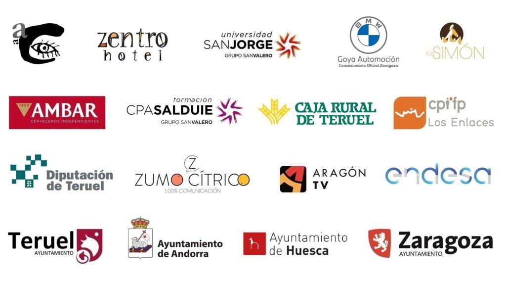 Logo Patrocinadores X Premios Simón