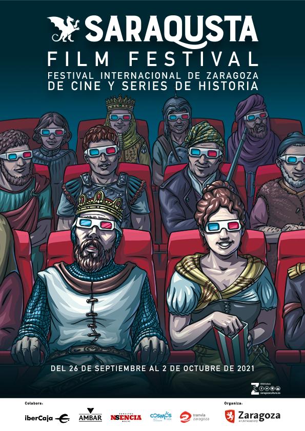 cartel I edición Saraqusta Film Fest