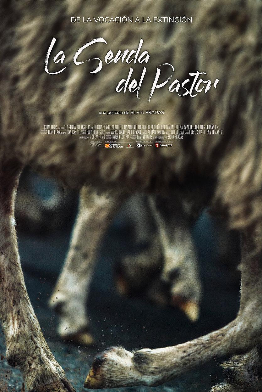 Cartel La Senda del Pastor